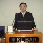 alex chang huey wah KL Bar Seminar