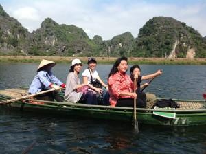 Alex Chang & Co Vietnam Trip