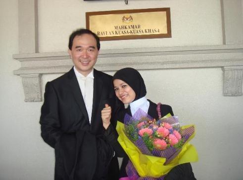 Nur Azhan Ahmad Pauzi Pupil Alex Chang & Co
