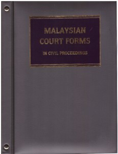Malaysian Court Forms