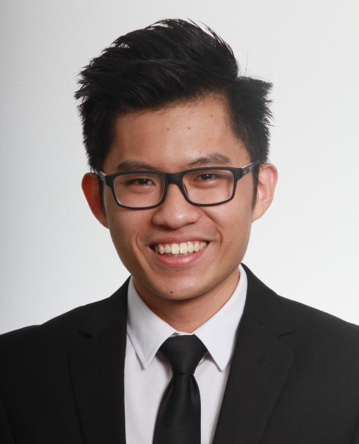 Kenny Lau Thai Yik Attachment Student