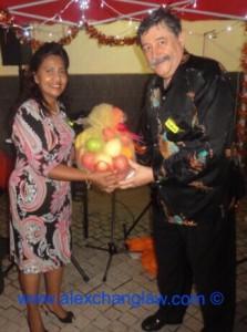 DG SITI Subaidah & HE NISTOR