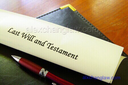 The Distribution Of A Deceased Estate In The Absence Of Without A Will