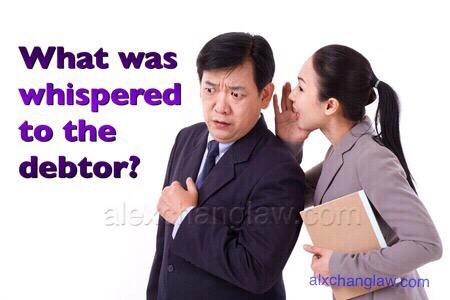 Encik Chang Ahli Silap Mata yang Berjaya Membuat Penghutang Membayar