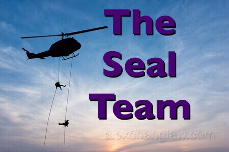 Send in the SEAL Team To Extract Your Lost Funds
