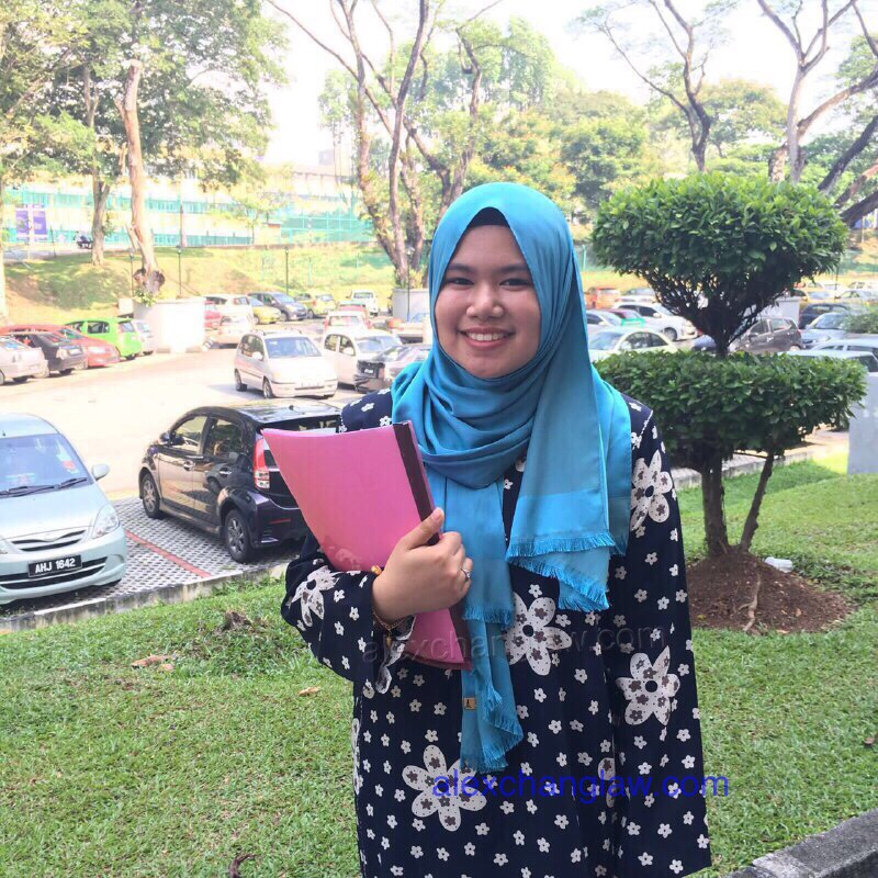 Every Second Counts My Internship Experience by Khairunnisa binti Zaffar