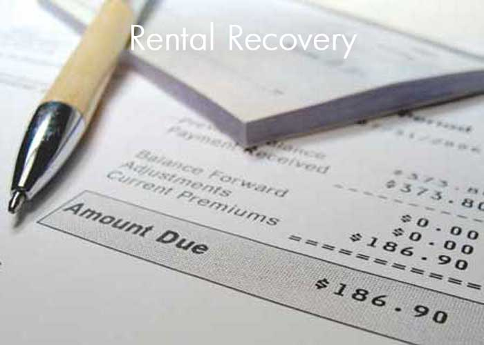 Rental Recovery