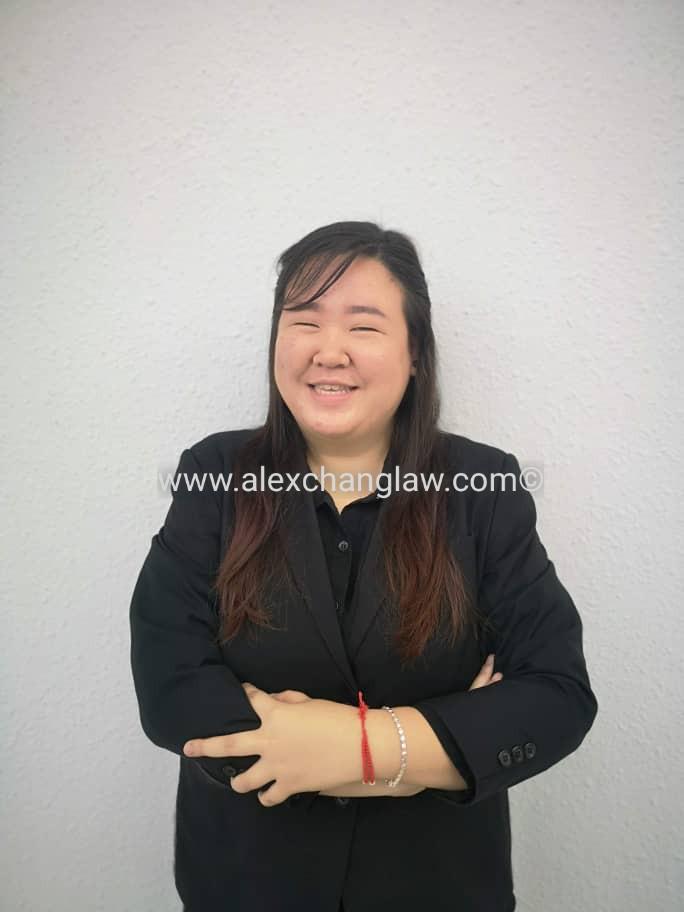 2 weeks with Alex Chang & Co. Kelly Lim Chia Li