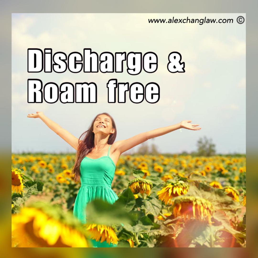 bankruptcy discharge free debt
